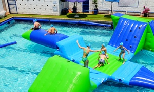 Aqua Hop: 60-Minute Sessions from R70 at Aqua Hop (50% Off)