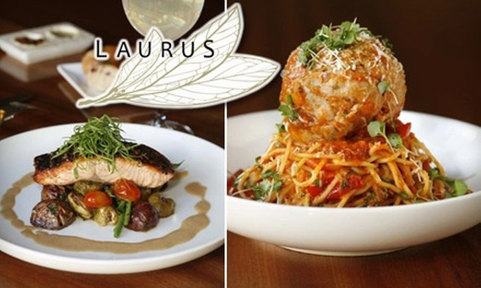 Laurus Bistro - Tassajara: $20 for $40 Worth of Southern European Fare and Wine at Laurus Bistro in Danville