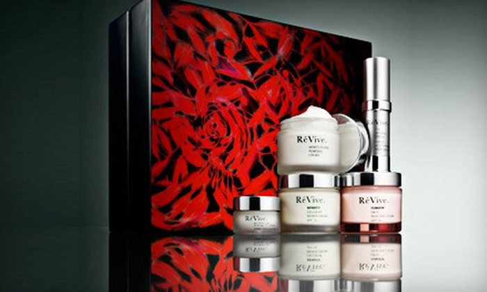 Bays Boutique - Downtown Louisville,Phoenix Hill: $99 for $200 Worth of RéVive Skincare Products Plus a Skin Consultation and Facial at Bays Boutique