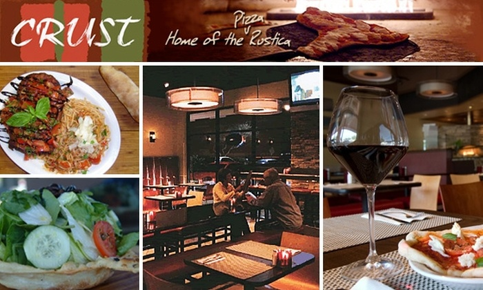 Crust Restaurants - South Scottsdale: $15 for $30 Worth of Food and Drink at Crust in Scottsdale