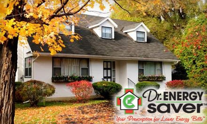 Dr. Energy Saver - Hartford: $10 for a Home Energy Assessment from Dr. Energy Saver ($450 Value)