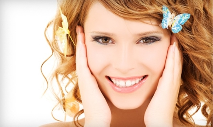 Marge at Hair Proz' Salon - Minnetonka: $47 for a Myotonology Treatment with Photo Rejuvenation from Marge at Hair Proz' Salon in Minnetonka ($95 Value)