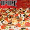 $5 for Pizza and Subs at Empire