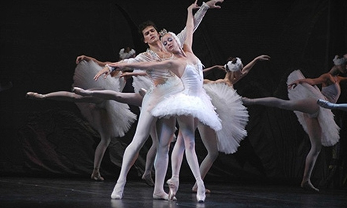 """The Grand Opera House - Macon: $15 for One Ticket to """"Swan Lake"""" Performed by the Russian National Ballet on March 6 at The Grand Opera House ($32 Value)"""