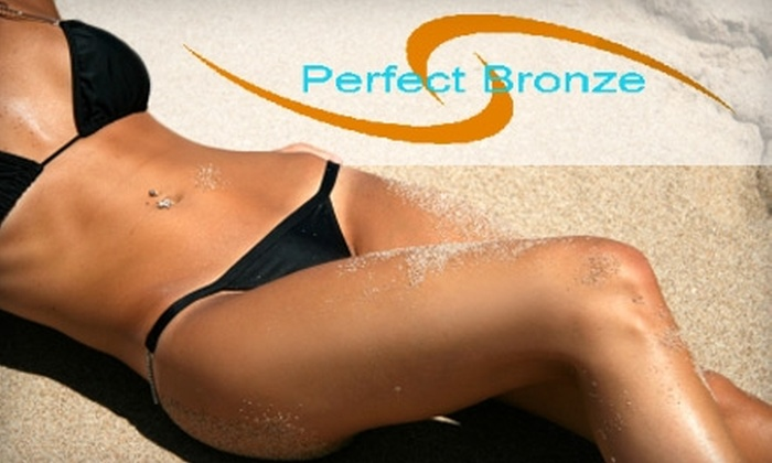 Perfect Bronze - Flamingo / Lummus: $25 for $50 Worth of Beauty Services at Perfect Bronze
