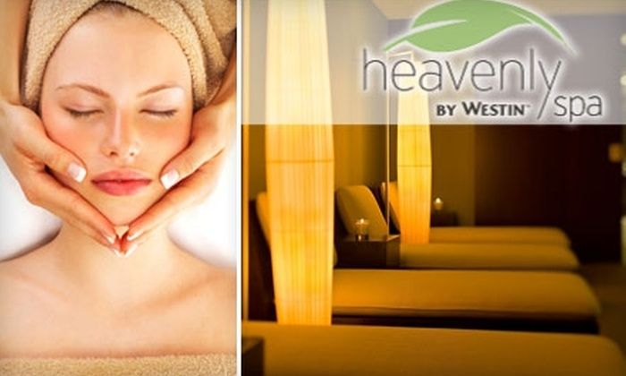 Heavenly Spa by Westin Treatments - Central Beach: $59 for $125 Worth of Services at Heavenly Spa by Westin