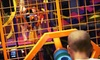 Works at Wyomissing - Wyomissing: Family Fun Center Visit for Two or Four with Gaming Credits at The Works at Wyomissing (Up to 62% Off)