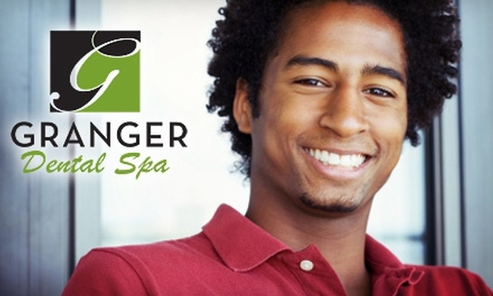Granger Dental Spa - Westfork Business Park: $59 for Teeth Whitening ($400 Value) or $89 for an Exam, X-rays, and Regular Cleaning ($283 Value) at Granger Dental Spa in Douglasville
