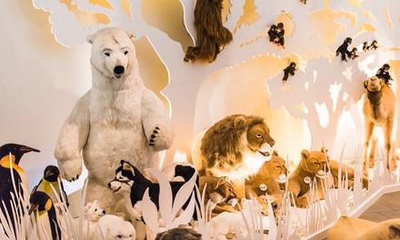 Eintritt ins Steiff Museum für 2 oder 4 Personen oder 1x Familien-Ticket (bis zu 53% sparen*)