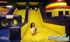 Jump Around Parties & Playdates - Framingham: $15 for Three Open-Jump Sessions (Up to $31.50 Value) at Jump Around Parties & Playdates in Framingham