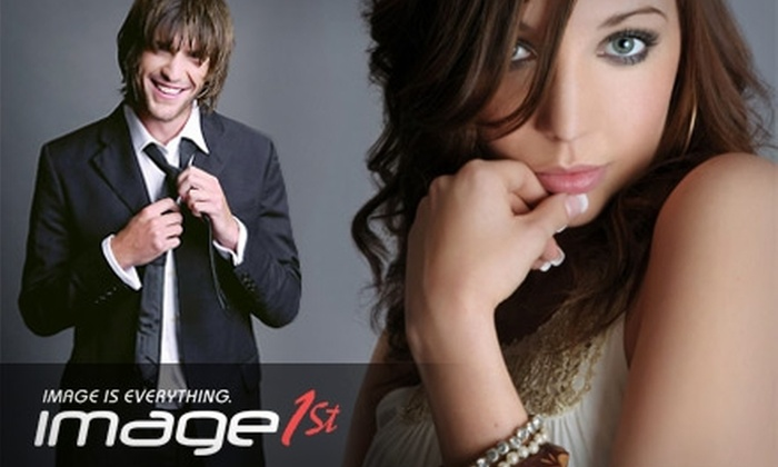 "Image 1st  - Wynwood: $59 for a Three-Hour Photography Session, Including Professional Makeup and Hair Session, and One Retouched Image and 10""x8"" Print from Image 1st (Up to $247 Value)"