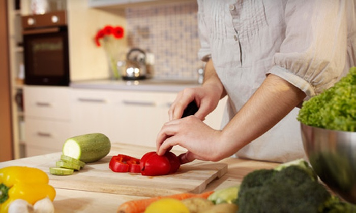 Cooking Matters - Central London: Three-Hour Cooking Class for 2 or 4 or Private In-Home Cooking Class for Up to 10 from Cooking Matters (Up to 60% Off)