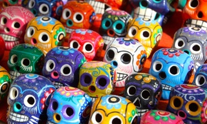 Day of the Dead Scavenger Hunt: VIP Admission for One or Two to Day of the Dead Scavenger Hunt on October 4 (Up to 51% Off)