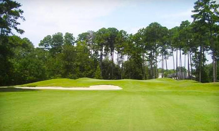 Southbridge Golf Club - Savannah: $179 for 7 Rounds of Golf and 10 One-Hour Small Group Clinics at Southbridge Golf Club (Up to $988 Total Value)