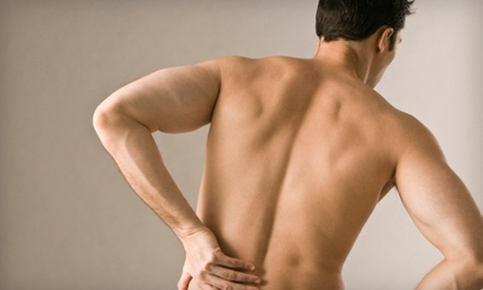 Granite City Chiropractic - Granite City: $39 for a One-Hour Swedish Massage at Granite City Chiropractic ($79 Value)
