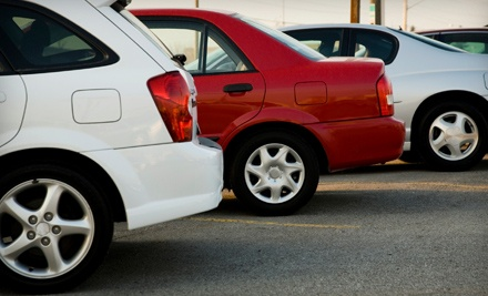 PreFlight Parking - PreFlight Parking in Humble