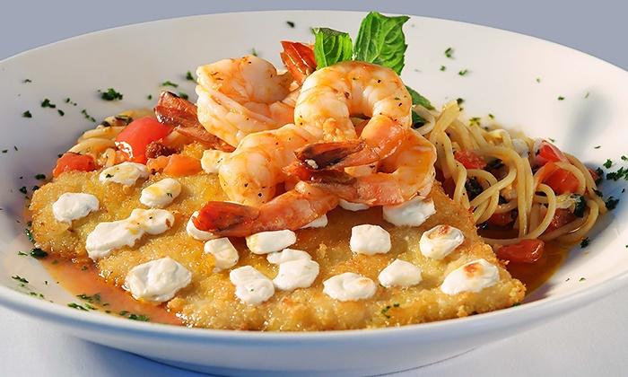 Molinari's - Molinari's: $29 for $50 Worth of Upscale Italian Dinner for Two at Molinari's