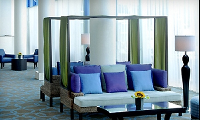 Sofitel San Francisco Bay - Redwood Shores: $149 for a One-Night Stay in the Luxury Prestige Suite at the Sofitel San Francisco Hotel in Redwood City ($300 Value)