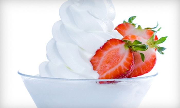 Snow House Yogurt - Northwest Hills - Far West: Self-Serve Frozen Yogurt & Gelato Gift Cards at Snow House Yogurt