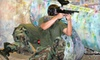 Adrenaline Paintball - Hamilton Road: Two-Hour Airsoft Reball Package with Equipment and 100 Rounds for 2, 4, or 10 at Adrenaline Paintball (Up to 68% Off)