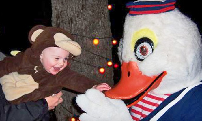 Discoveryland! - Sand Springs: Camp Cute 'n Spooky Outing for Two or Four at Discoveryland!