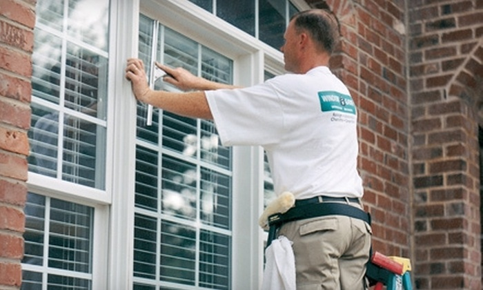 Window Gang - Shreveport / Bossier: $50 for $100 Worth of Residential or Commercial Window Cleaning from Window Gang