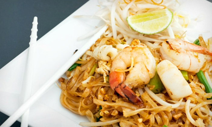 Thai Passion - Downtown: Thai Fare Monday–Thursday or Friday–Sunday at Thai Passion (Half Off)