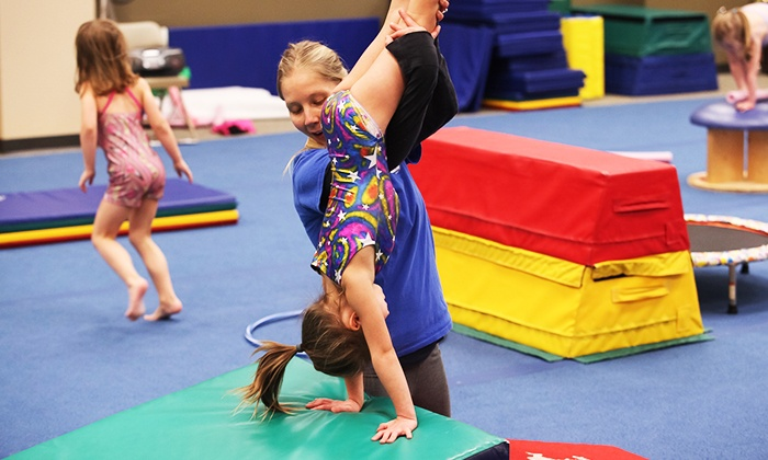 Olmsted Performing Arts - G1 - Olmstead Performance Arts: Eight-Week Gymnastics, Karate, or Art Class at Olmsted Performing Arts (Up to 55% Off)