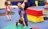 Olmsted Performing Arts - G1 - Olmstead Performance Arts: Eight-Week Gymnastics, Karate, or Art Class at Olmsted Performing Arts (Up to 55% Off)