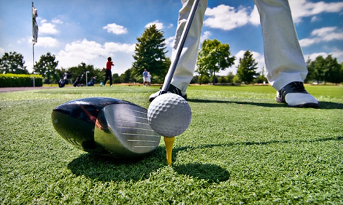 Hermitage Golf Course Teaching Center - Lakewood: $69 for Two Private Lessons with Doug Curtiss at Hermitage Golf Course Teaching Center in Old Hickory (Up to $150 Value)