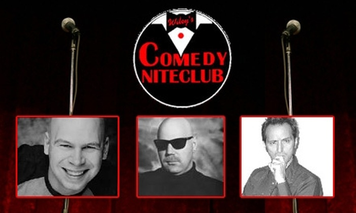 Wiley's Comedy Club - Oregon: Ticket to Wiley's Comedy Niteclub. Choose from Multiple Shows.