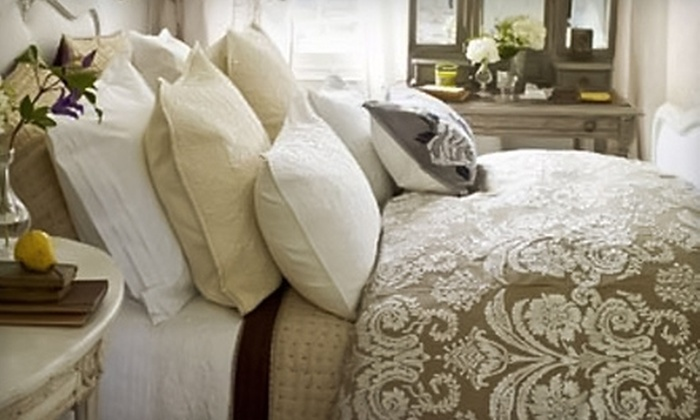 Hestia Luxury in Linens - 5: $50 for $100 Worth of Home Décor & Luxury Items from Hestia Luxury in Linens in Covington