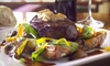 Equus Restaurant and Loungebar - Santa Rosa: $30 for $60 Worth of California Fusion Fare and Drinks at Equus Restaurant and Loungebar