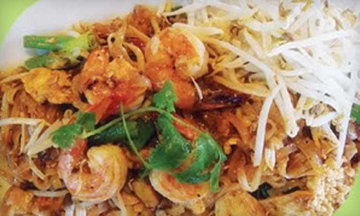 Thai California Kitchen - Southeast Anaheim: $10 for $20 Worth of Authentic Thai Cuisine at Thai California Kitchen in Anaheim