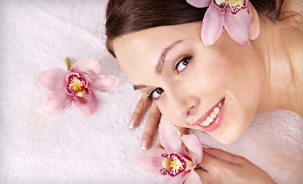 60-Minute Massage (a $60 value) - Sensia Salon and Spa in Visalia