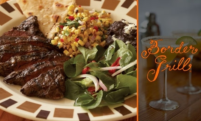 Border Grill - Downtown Santa Monica: $20 for $40 Worth of Mexican Fare and Drinks at Border Grill
