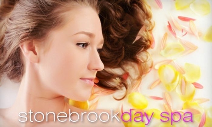 Stonebrook Day Spa - Catoosa: $42 for One Valentine's Day Facial Special at Stonebrook Day Spa in Catoosa ($85 Value)