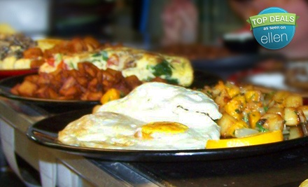 $16 Groupon to Square Cafe ($20 Groupon if used Monday-Friday) - Square Cafe in Pittsburgh