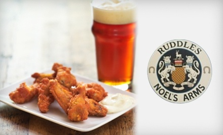 $20 Groupon to Riddles Pub & Grill - Ruddles Pub & Grill in Montgomery