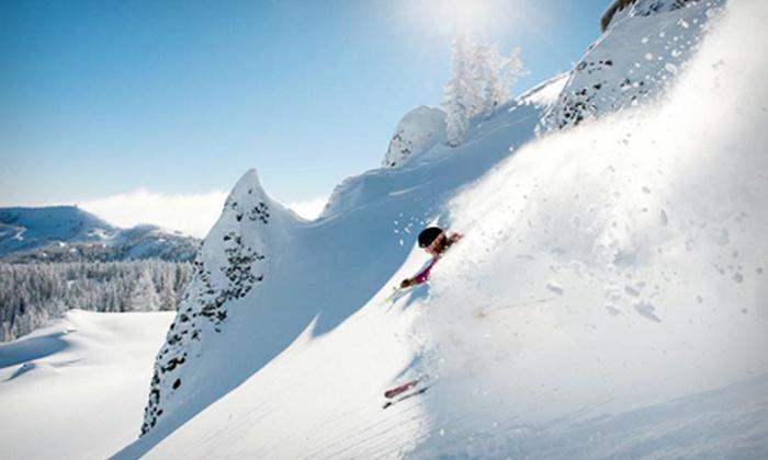 Mission Ridge Ski & Board Resort - Wenatchee: $25 for One Adult Lift Ticket at Mission Ridge Ski & Board Resort in Wenatchee ($51 Value)
