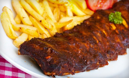 $14 Groupon to Boss Hawg's Barbeque & Catering Co. - Boss Hawg's Barbeque & Catering Co. in Topeka