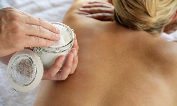Isabel's Circle of Beauty - Pine Hills: Steam Body Detox, Exfoliating Scrub, and Body Wrap for One or Two at Isabel's Circle of Beauty (Up to 58% Off)