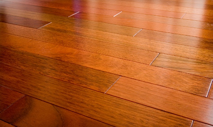 Lynn's Flooring - Burbank: Up to 200 or 500 Square Feet of Hardwood-Floor Refinishing from Lynn's Flooring (Up to 60% Off)
