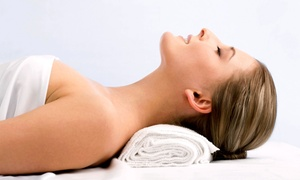 Suspended Tranquility Facial, Or Basic Facial With Chemical Peel At Solace Hair And Esthetics Studio (up To 53% Off)