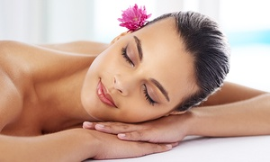 Luxe Beauty Studio: 120-Minute Spa Package for One ($99) or Two People ($189) at Luxe Beauty Studio (Up to $538 Value)