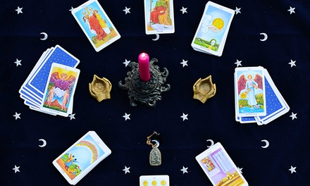 Card Readings at Tarot Counsel (Up to 44% Off). Three Options Available.