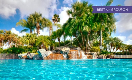 groupon daily deal - Stay at International Palms Resort & Conference Center Orlando in Orlando; Dates into June Available