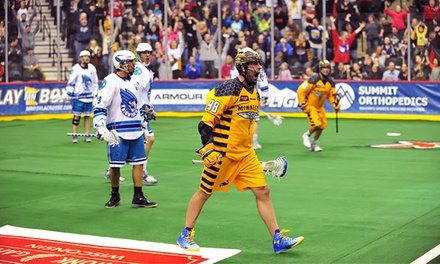 $19 for a Minnesota Swarm Lacrosse Game at Xcel Energy Center on March 14 (Up to 49% Off)