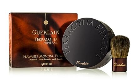 Guerlain Terracotta Mineral Flawless Bronzing Powder in Light or Dark