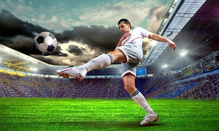 Knockerball of Central Oklahoma - Oklahoma City: $100 for $200 Worth of Soccer — Knockerball of Central Oklahoma